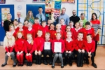 Barrow Primary Modeshift STARS award